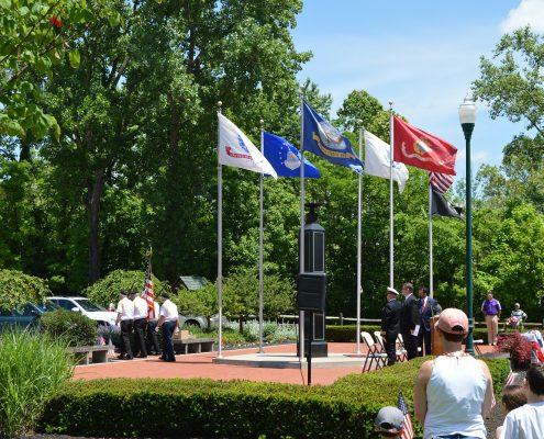 Veterans Memorial Park City Of Gahanna Ohio