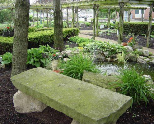 Creekside park plaza city of gahanna ohio for 400 garden city plaza