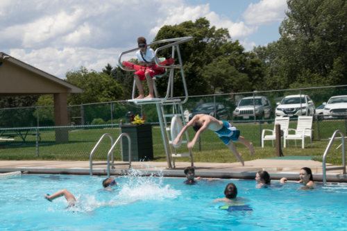 Aquatics city of gahanna ohio - Pools on the park swimming lessons ...