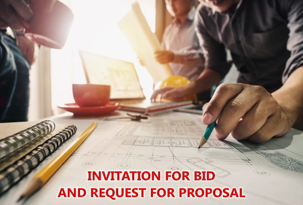 Current Invitation for Bids and Request for Proposals