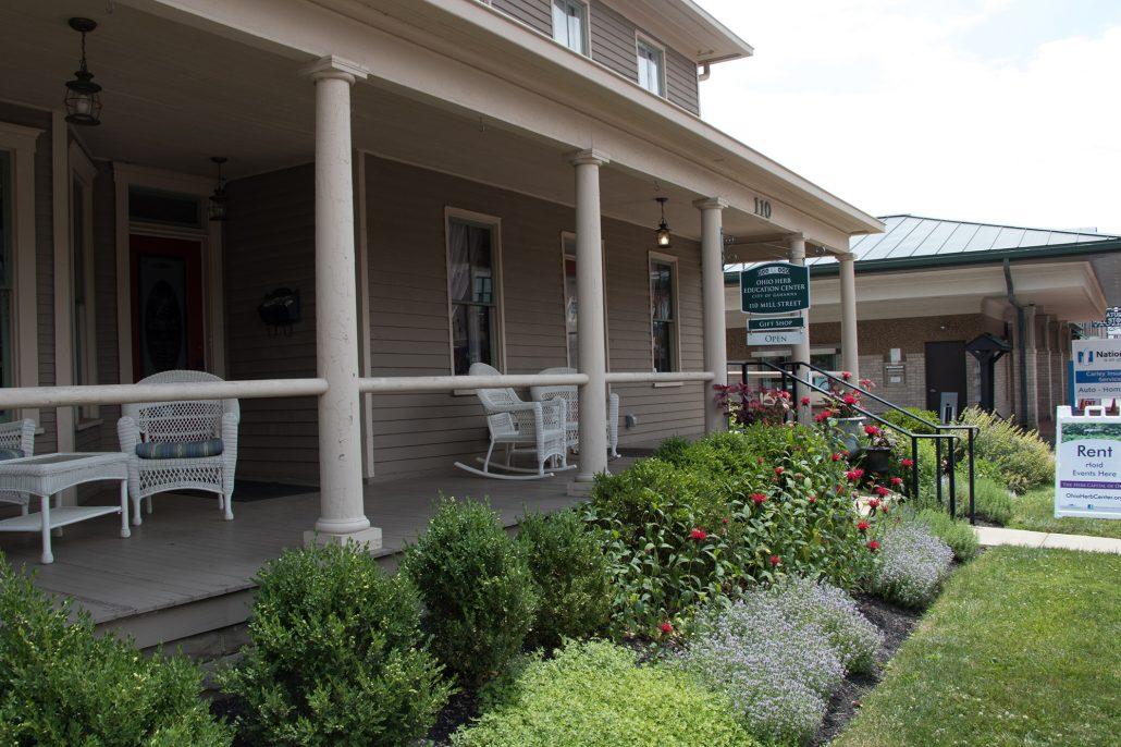 Ohio Herb Education Center City Of Gahanna Ohio